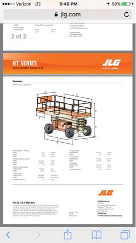 842194277 2007 jlg scissor lift 3394rt in becker mn motorsota jlg scissor lift wiring diagram at bakdesigns.co