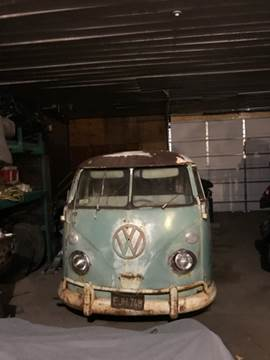 1962 Volkswagen Bus for sale in Becker, MN