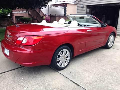 2008 Chrysler Sebring for sale in Weirton, WV