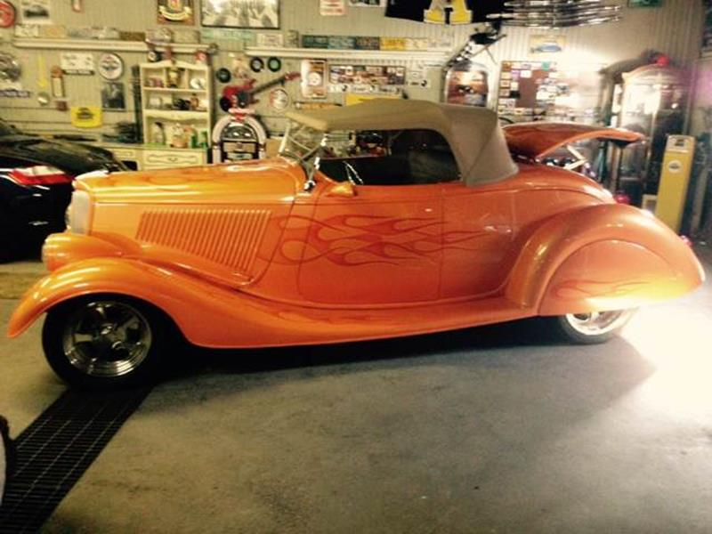 1934 Ford Model A Street Rod In Weirton WV - STEEL TOWN PRE OWNED ...