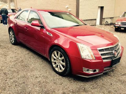 Cadillac cts for sale in west virginia for Cole motors bluefield wv