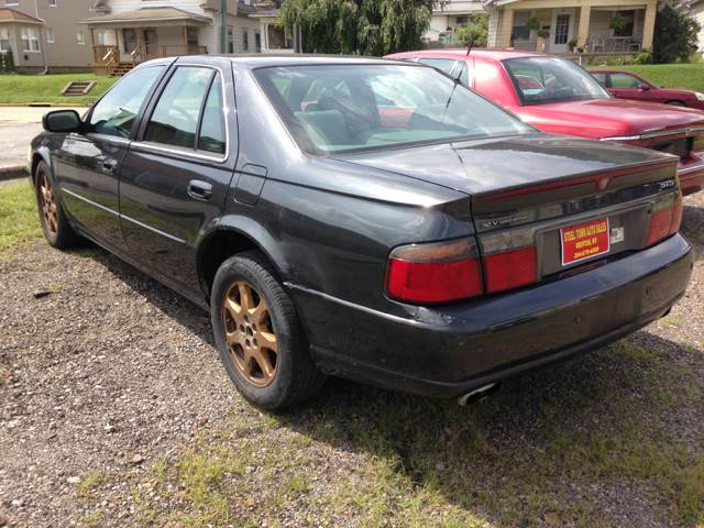 2001 Cadillac Seville Sts 4dr Sedan In Weirton Wv Steel Town Pre