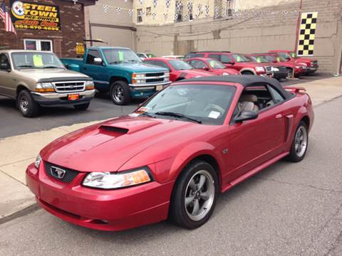 2001 Ford Mustang for sale in Weirton, WV
