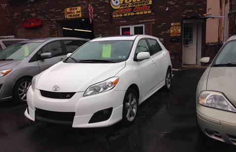 2009 Toyota Matrix for sale in Weirton, WV