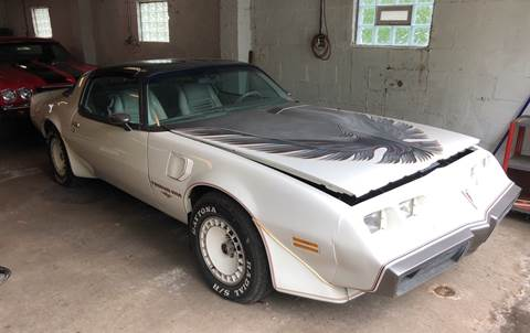 1980 Pontiac Firebird Trans Am for sale in Weirton, WV