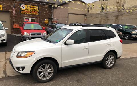 2010 Hyundai Santa Fe for sale in Weirton, WV