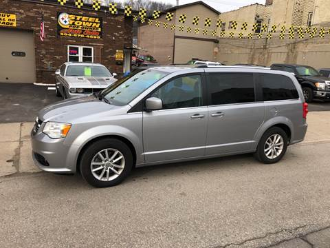 2018 Dodge Grand Caravan for sale at STEEL TOWN PRE OWNED AUTO SALES in Weirton WV