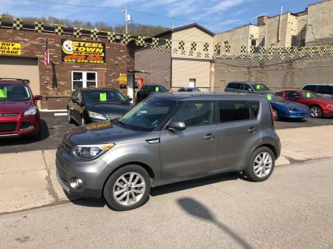 2019 Kia Soul for sale at STEEL TOWN PRE OWNED AUTO SALES in Weirton WV