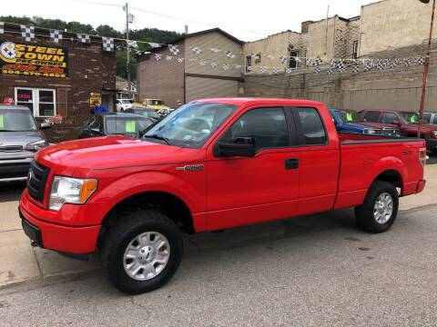 2011 Ford F-150 for sale at STEEL TOWN PRE OWNED AUTO SALES in Weirton WV