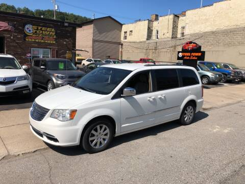 2011 Chrysler Town and Country for sale at STEEL TOWN PRE OWNED AUTO SALES in Weirton WV