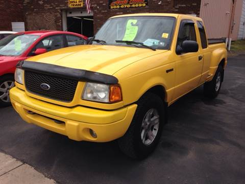 2002 Ford Ranger for sale in Weirton, WV