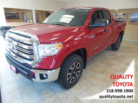 2017 Toyota Tundra for sale in Fergus Falls, MN