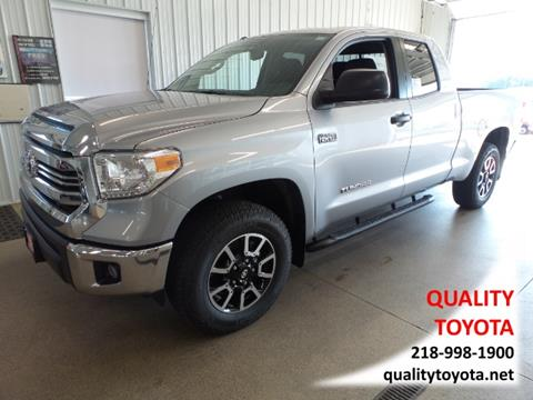 2017 Toyota Tundra for sale in Fergus Falls MN