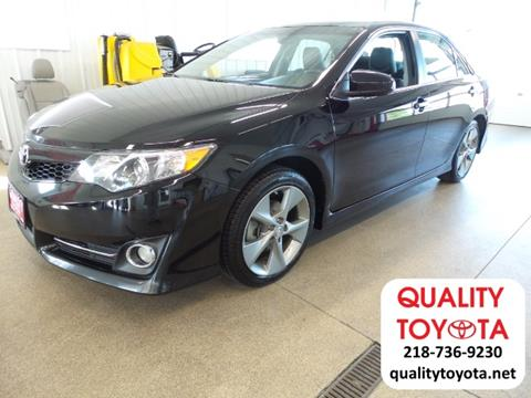 2012 Toyota Camry for sale in Fergus Falls, MN