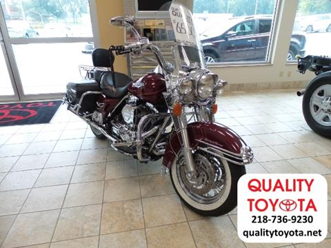 2001 Harley-Davidson n/a for sale in Fergus Falls, MN