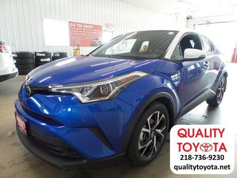 2018 Toyota C-HR for sale in Fergus Falls MN
