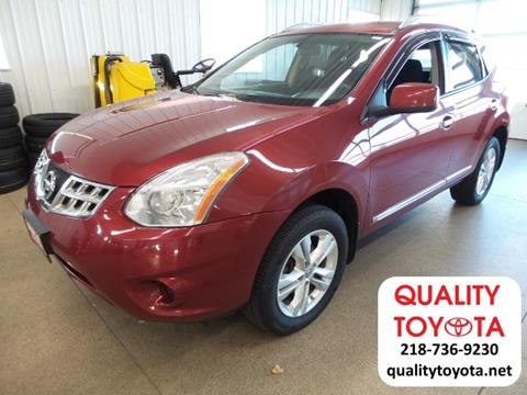 2012 Nissan Rogue for sale in Fergus Falls MN