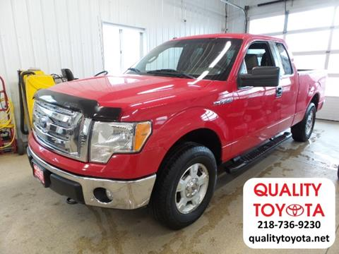 2010 Ford F-150 for sale in Fergus Falls, MN