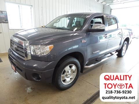 2008 Toyota Tundra for sale in Fergus Falls MN
