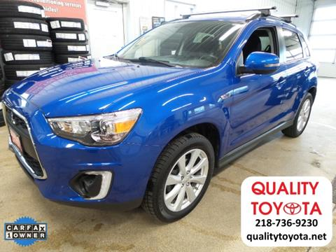 2015 Mitsubishi Outlander Sport for sale in Fergus Falls, MN