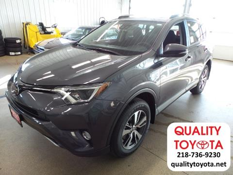 2018 Toyota RAV4 for sale in Fergus Falls, MN