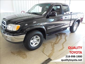 2000 Toyota Tundra for sale in Fergus Falls, MN