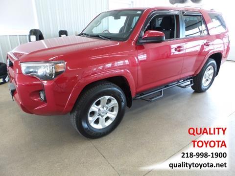 2014 Toyota 4Runner for sale in Fergus Falls MN