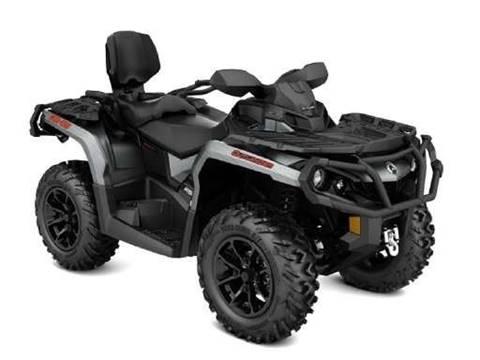 2017 Can-Am ATV OUTLANDER MAX XT 650EFI BA