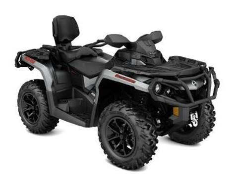 2017 Can-Am ATV OUTLANDER MAX XT 1000REFI