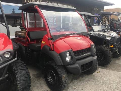 2005 Kawasaki Mule for sale at Tony's Ticonderoga Sports in Ticonderoga NY