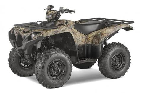 2016 Yamaha Grizzly 700