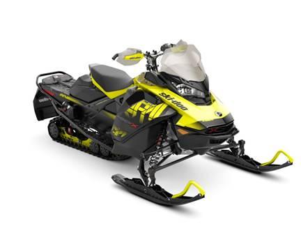 2018 Ski-Doo MXZ X 850 E-TEC W/ ADJ. PKG. I