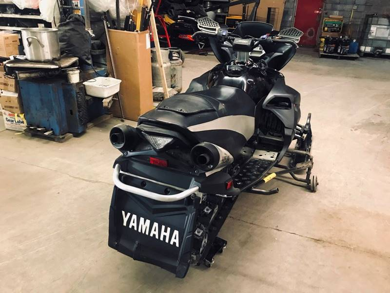 2006 Yamaha apex gt  - Ticonderoga NY