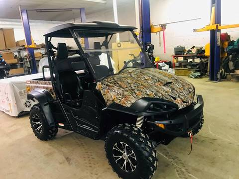 2015 Massimo alligator 700 powersteer for sale in Ticonderoga, NY