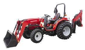 2020 Mahindra 1626 hst with loader n backhoe