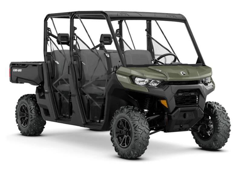 2020 Can-Am defender hd 8 max  - Ticonderoga NY