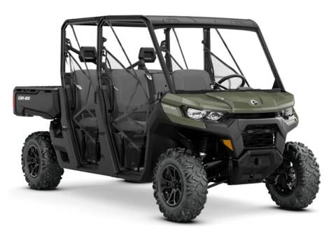 2020 Can-Am defender hd 8 max