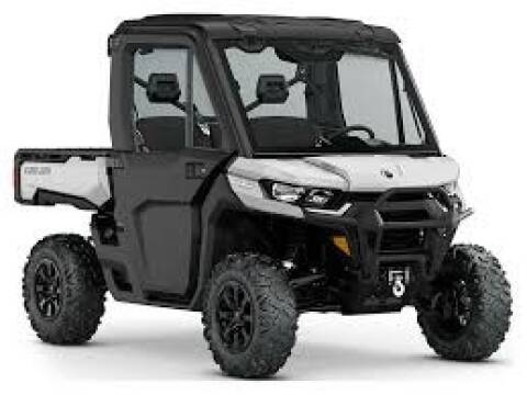 2020 Can-Am defender hd 10 limited cab