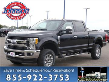2017 Ford F-250 Super Duty for sale in New Richmond, WI