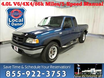 2008 Mazda B-Series Truck for sale in New Richmond, WI