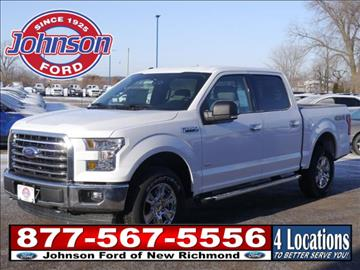 2017 Ford F-150 for sale in New Richmond, WI