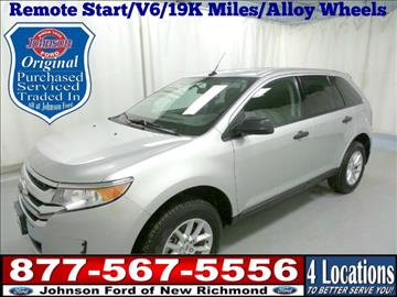 2014 Ford Edge for sale in New Richmond, WI