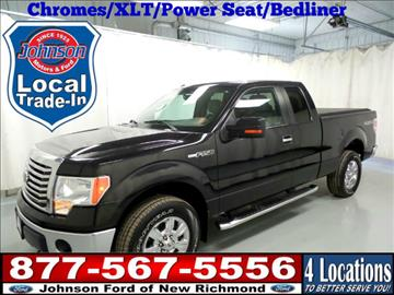 2011 Ford F-150 for sale in New Richmond, WI