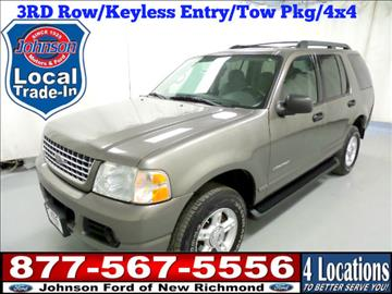 2005 Ford Explorer for sale in New Richmond, WI