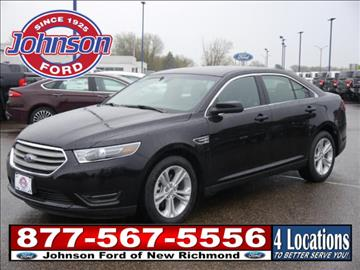 2017 Ford Taurus for sale in New Richmond, WI