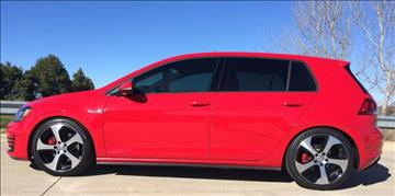 2015 Volkswagen Golf GTI for sale in Pantego, TX