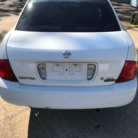 2006 Nissan Sentra for sale at Old School Cars LLC in Sherwood AR