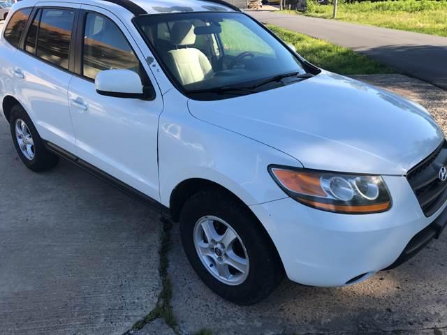 2008 Hyundai Santa Fe for sale at Old School Cars LLC in Sherwood AR