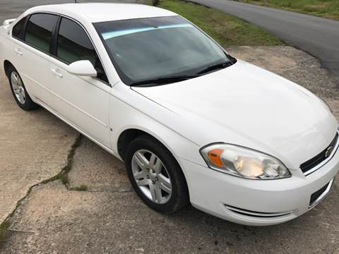 2006 Chevrolet Impala for sale at Old School Cars LLC in Sherwood AR