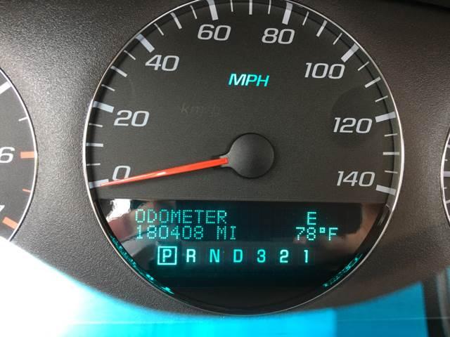2008 Chevrolet Impala for sale at Old School Cars LLC in Sherwood AR